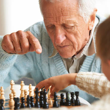 Alzheimer: Los juegos de logica relentizan el  proceso…